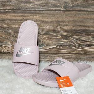 New Nike Benassi Slides